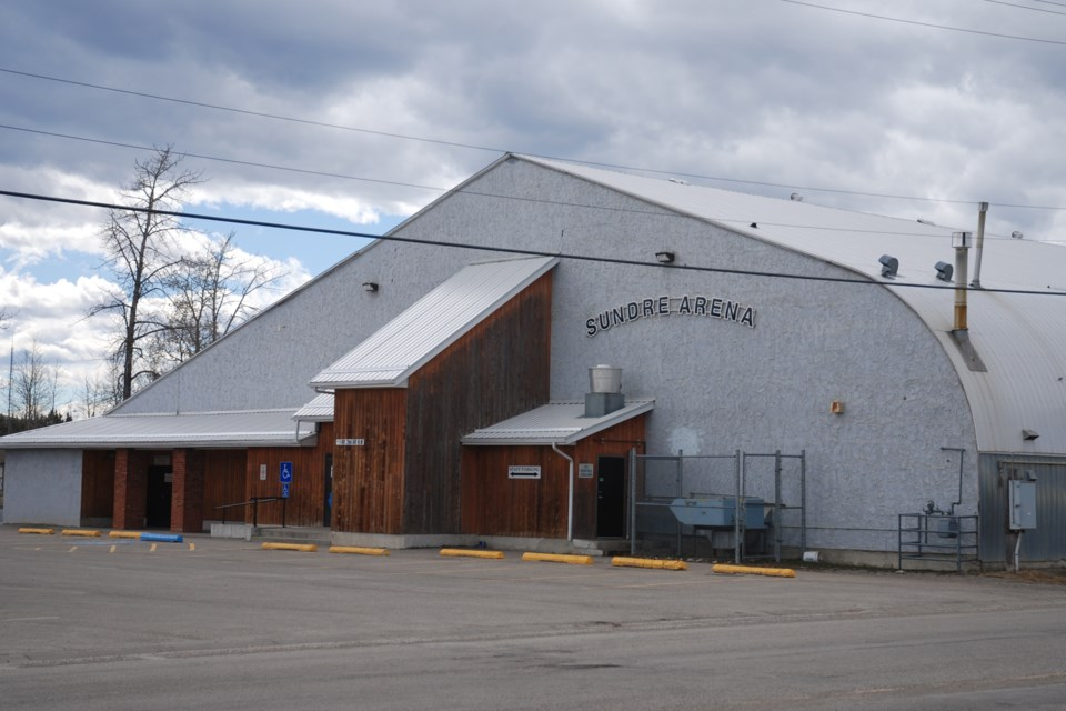 MVT-Sundre Arena