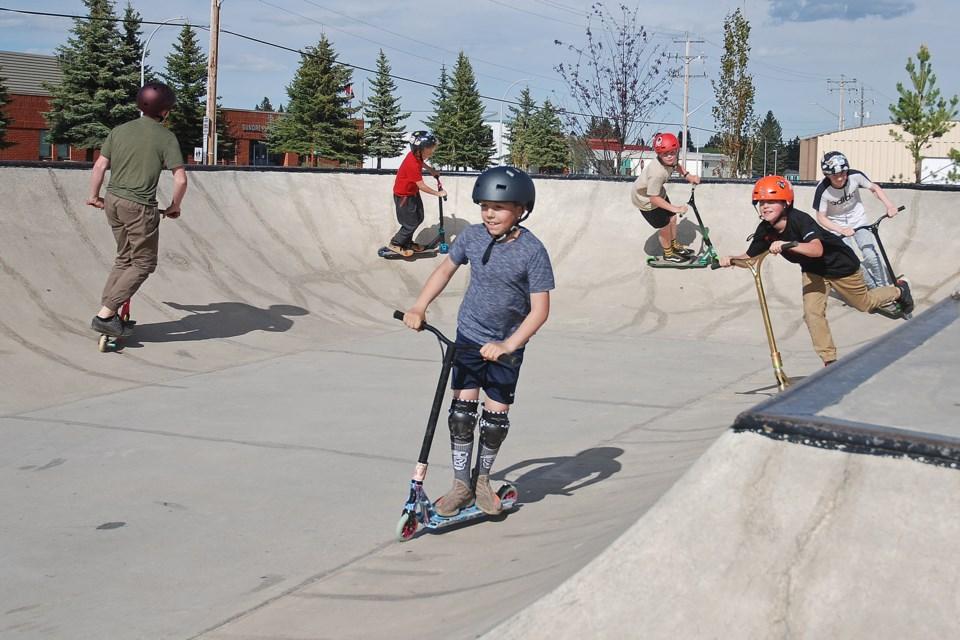MVT - Sundre Skatepark 2