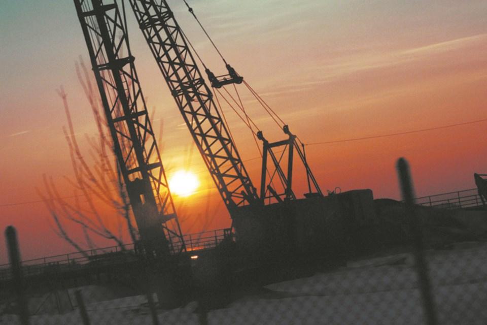 MVT sunset rig