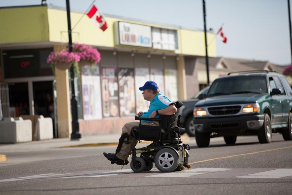 MVT Wheelchair Challenge Dean 2018