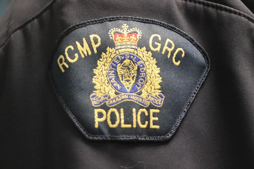 RCMP Badge stock WEB