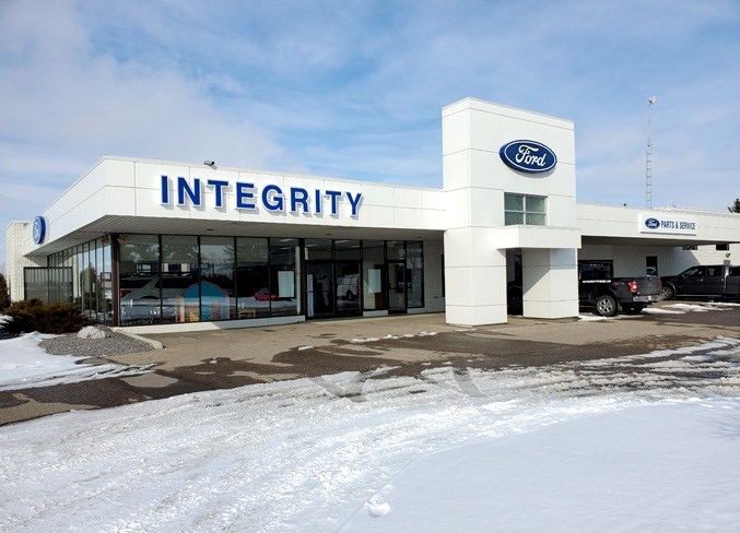Integrity Ford Main