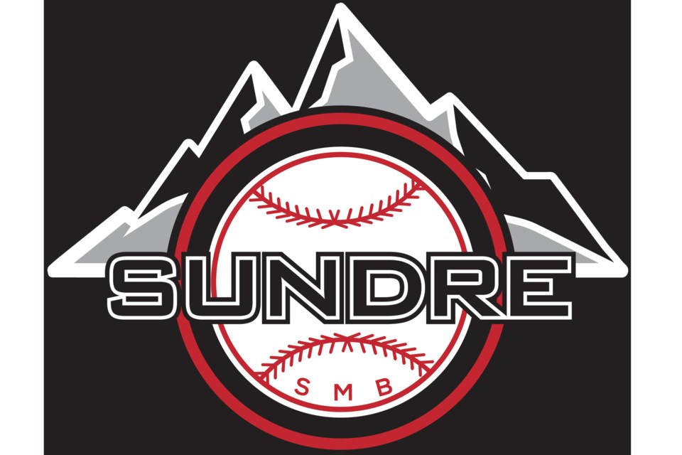 SUN Sundre Minor Ball logo