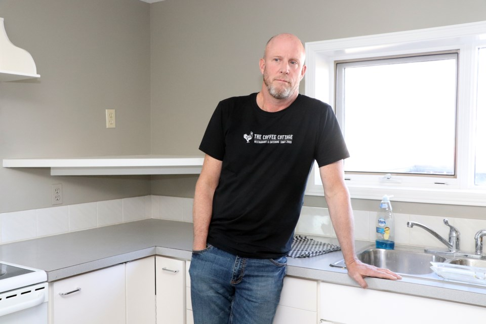 Dale Dunham has been fighting most of his life for equality and acceptance as a gay man and today the local entrepreneur is also waving the flag for racial equality in the community.  Johnnie Bachusky/MVP Staff