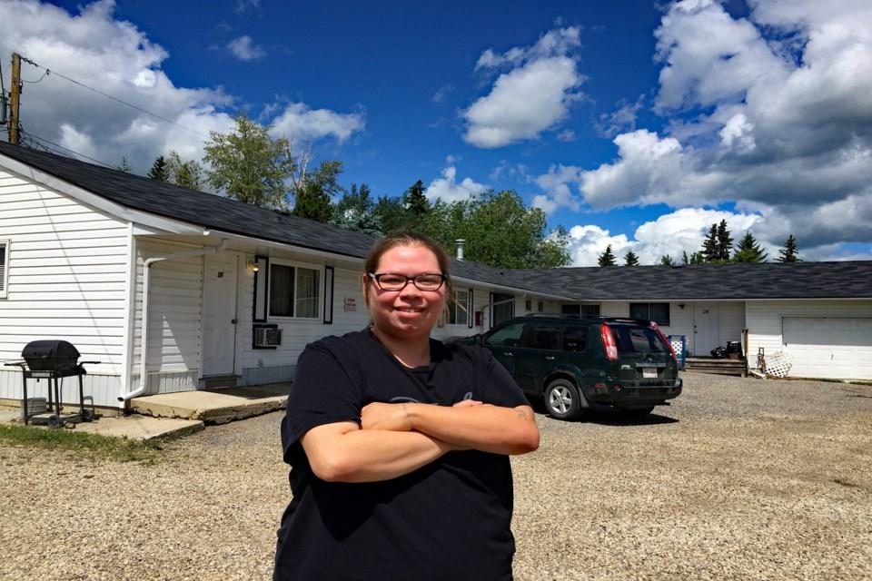 WEB Bluebird Motel Chantel Giroux July 5 2020