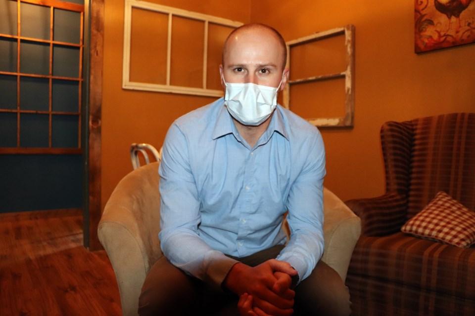 WEB Innisfail Doctor Jarritt Seeman