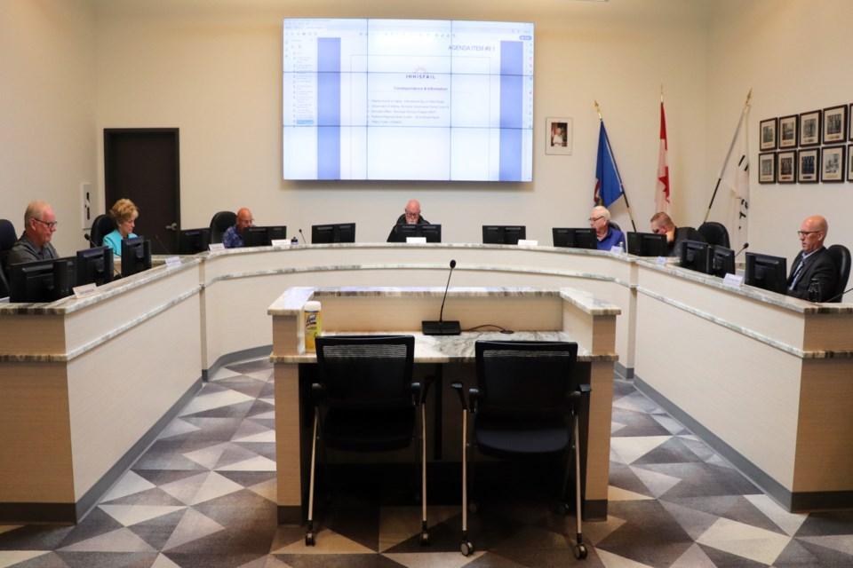 WEB Innisfail town council Aug 24 2020