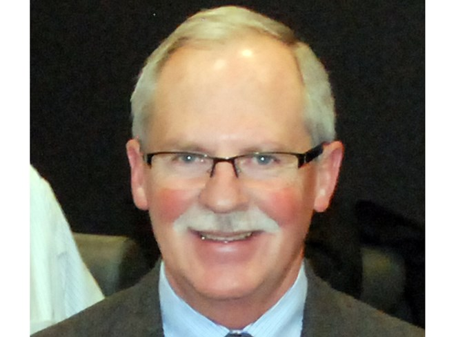 Mayor Terry Leslie