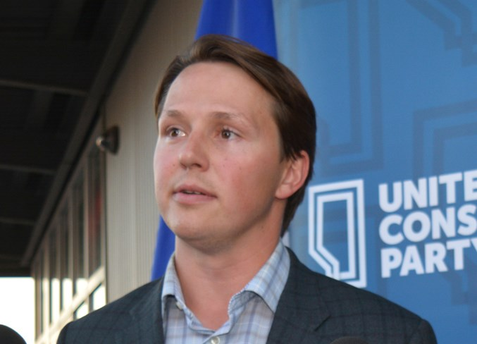 Innisfail-Sylvan Lake MLA Devin Dreeshen has been named UCP trade critic.