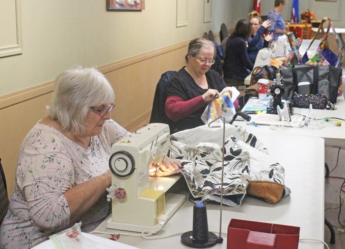 charity quilters