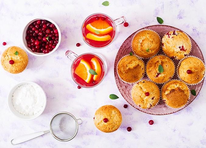 lemon_cranberry_muffins