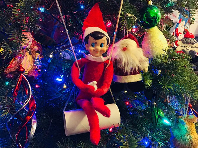 Timmy the elf