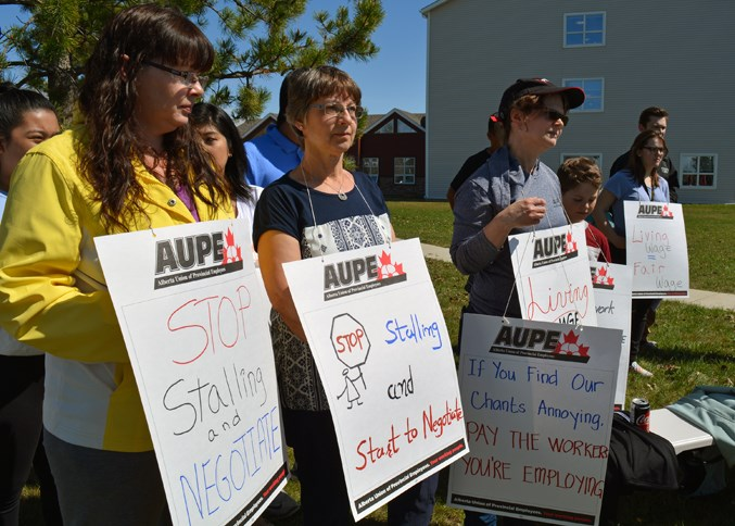 AUPE Rally