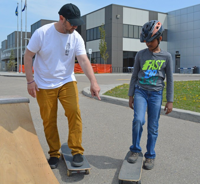 Penhold Skatepark