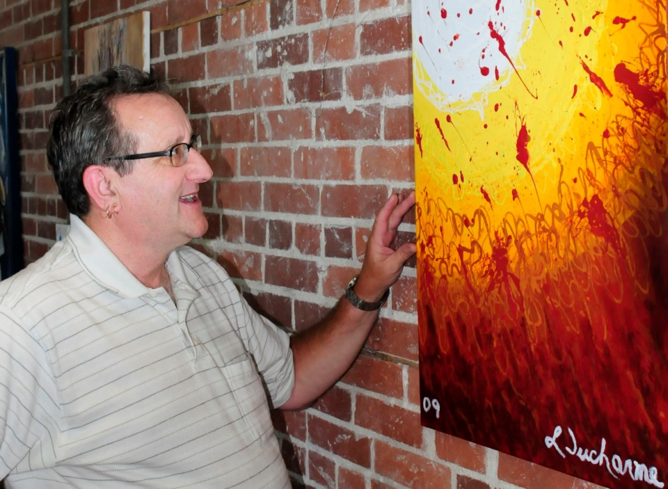 Local artist Leo Ducharme is facing a charge of sexual assault against a disabled man.