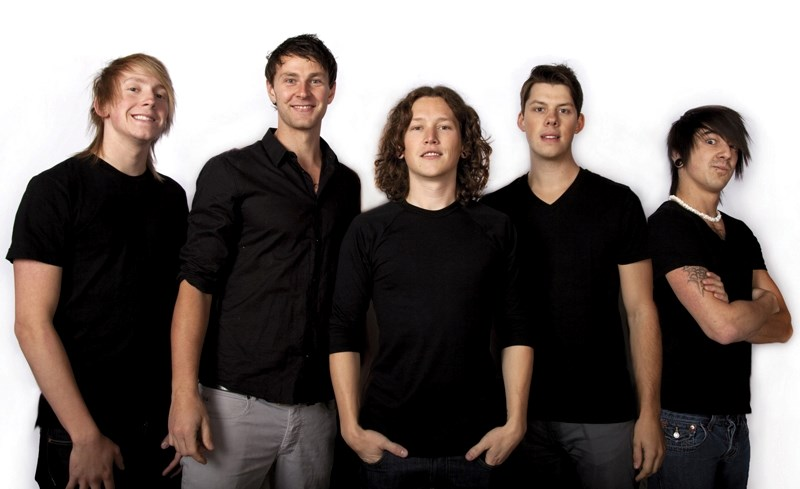Airdrie band Run Romeo Run hopes to gain exposure from its show at the Canadian Music Festival.