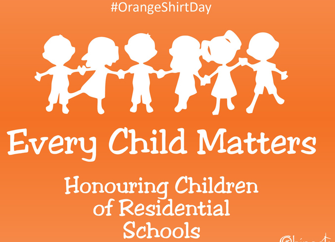 Sept. 30 is Orange Shirt Day in Olds - MountainviewToday.ca