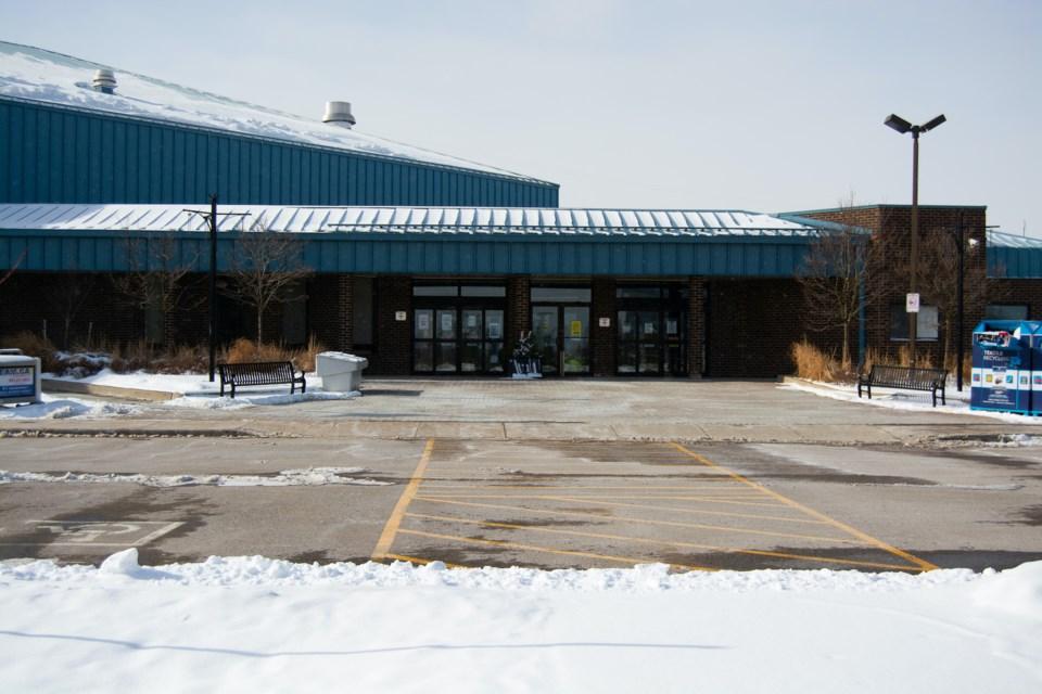 2021-01-29 - Ray Twinney Recreation Complex