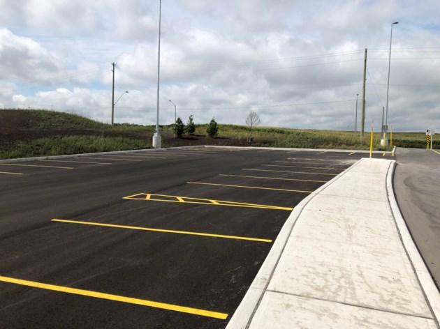 Parking Expansion Photo