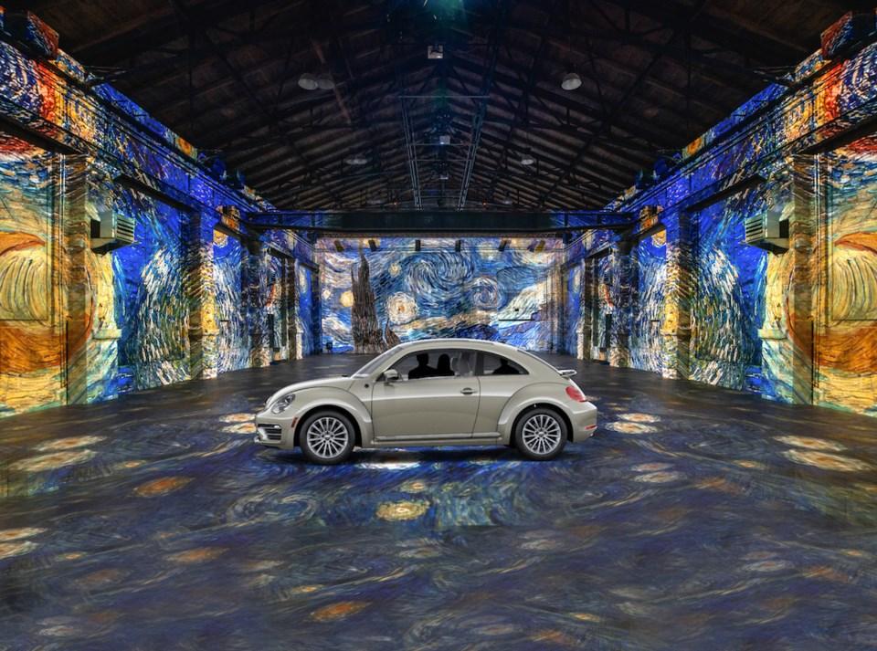 2020-05-15 Gogh by Car