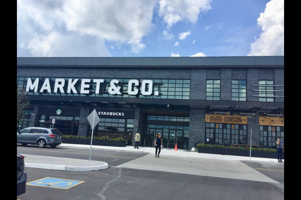 Market & Co at Upper Canada Mall is celebrating its first birthday with a big party Sept. 26. File photo/NewmarketToday