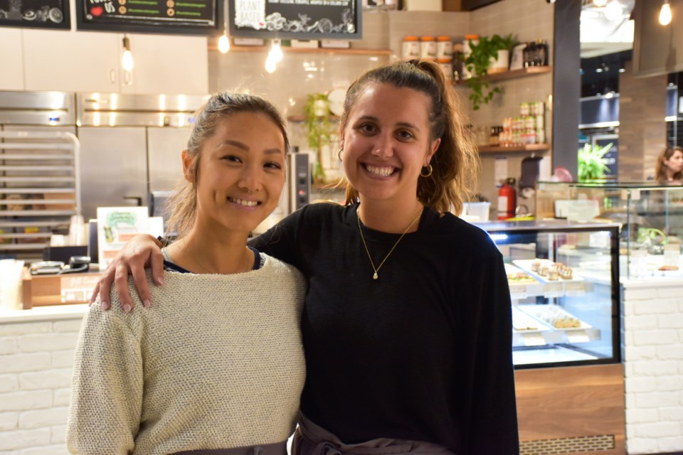 A friendship and shared passion for healthy eating fuelled the launch of Humble Roots Organic by Tiffany Chan and Sarah Coughlin. Joann MacDonald for NewmarketToday
