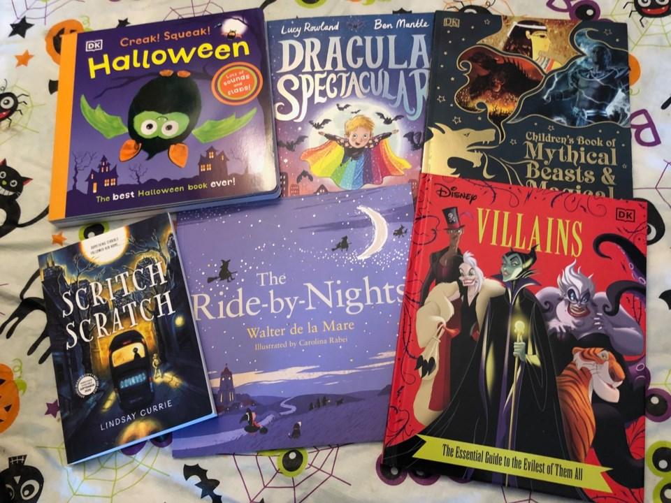 2020 10 29 Book Time Halloween