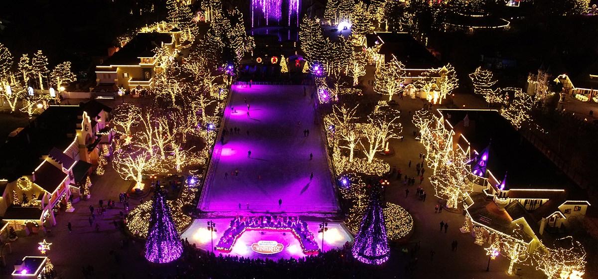 WinterFest is set to return to Canada's Wonderland