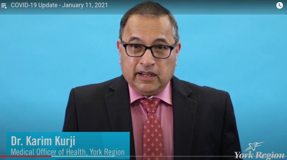 2021-01-11 Dr. Karim Kurji update