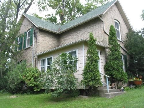 The heritage Stickwood Walker House is an example of a Gothic Revival building.