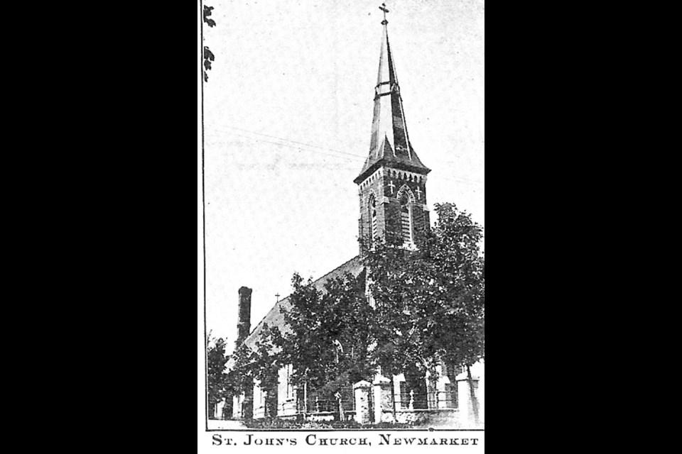 St. John Chrysostom Church, circa 1910