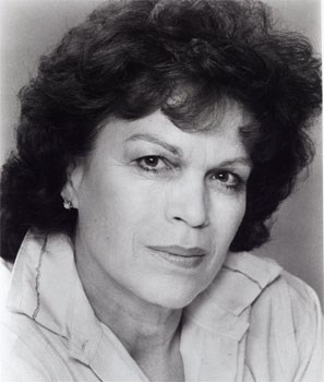 Actor Barbara Chilcott (Davis).