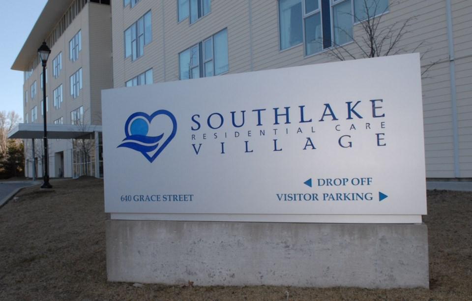 southlake residential care village