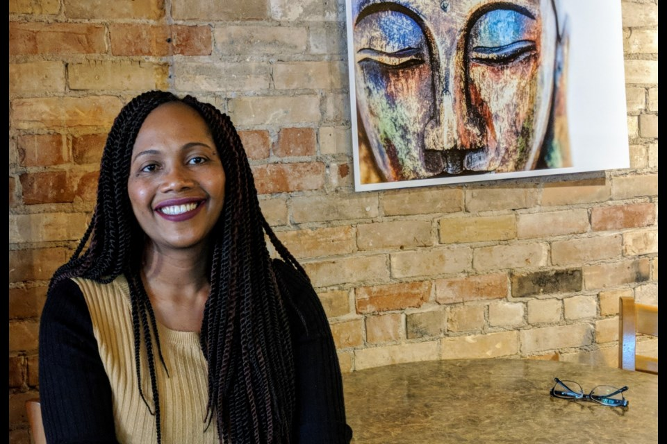 Jerisha Grant-Hall is the founder of  the new organization, Newmarket African Caribbean Canadian Association (NACCA). Kim Champion/NewmarketToday