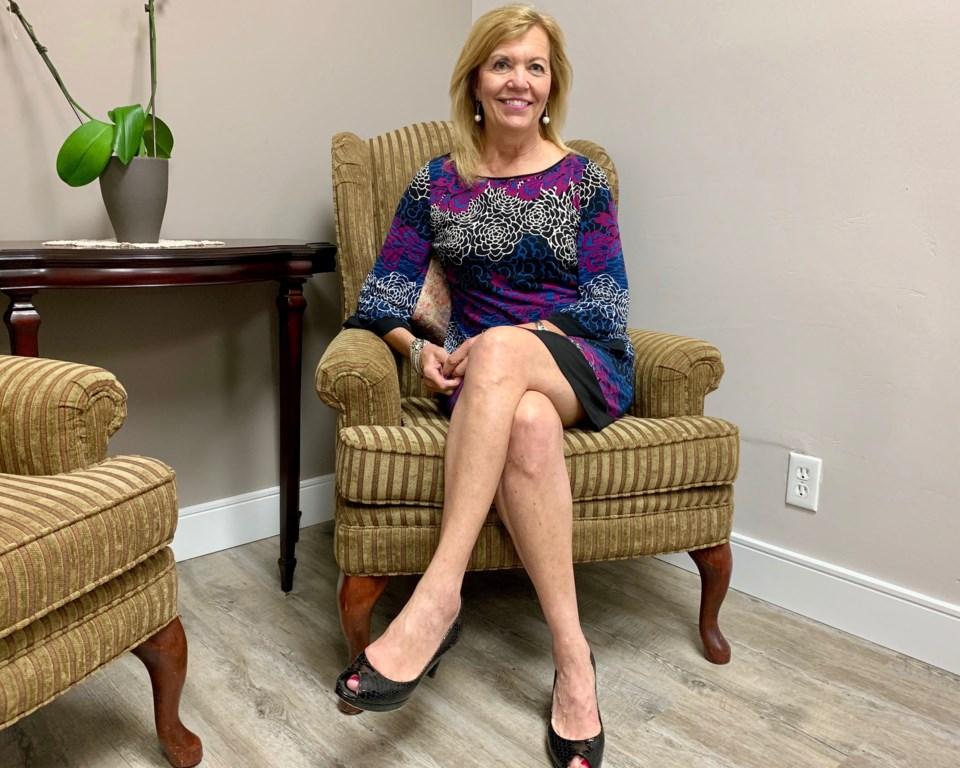 2019 07 12 Christine Elliott chair DK
