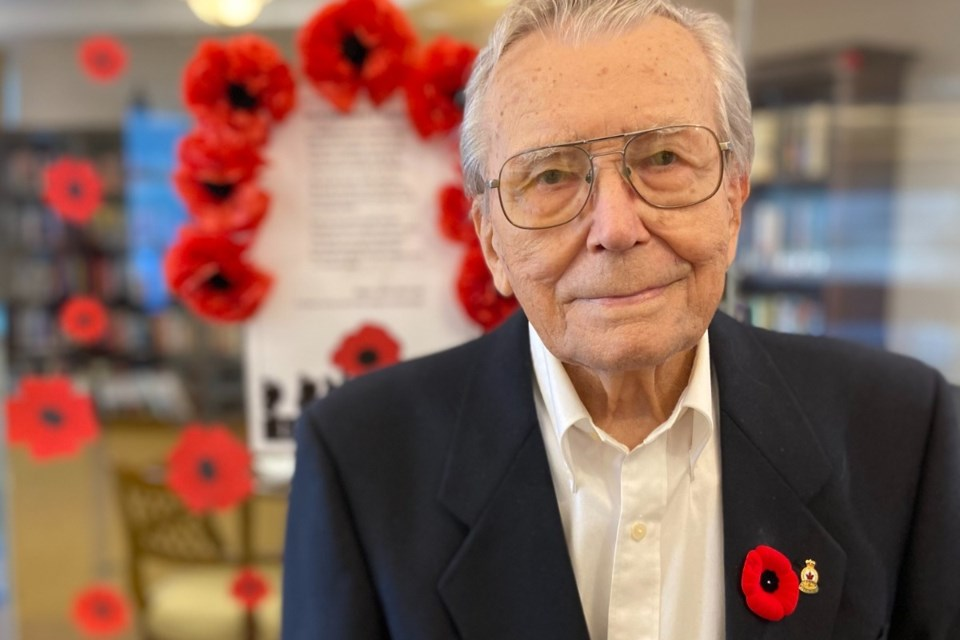 2021 03 26 George Markow 100th birthday