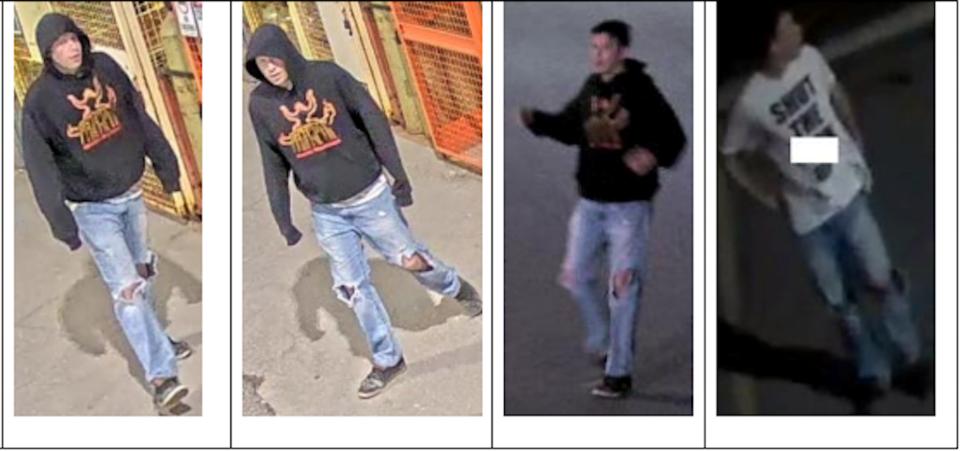 2021-04-14 - YRP suspicious fire suspect sought