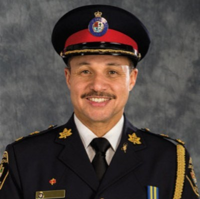 York Regional Police Deputy Chief Andre Crawford is retiring Nov. 6, 2020 after almost 35 years of service. Supplied photo/York Regional Police