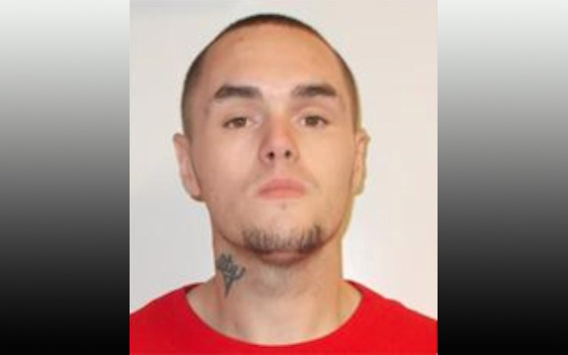 Robbery suspect Jacob Cherry. Photo provided by York Regional Police