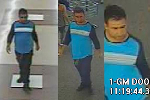 2019-10-22 Vaughan voyeurism suspect 1