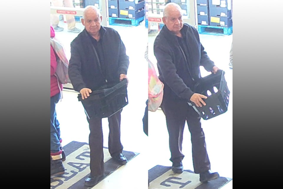 Sexual assault suspect images supplied by York Regional Police
