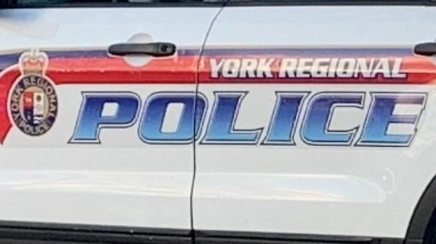 York Regional Police cruiser