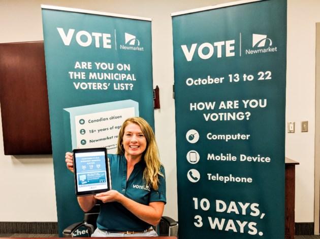 20180906 Lisa Lyons Vote Newmarket