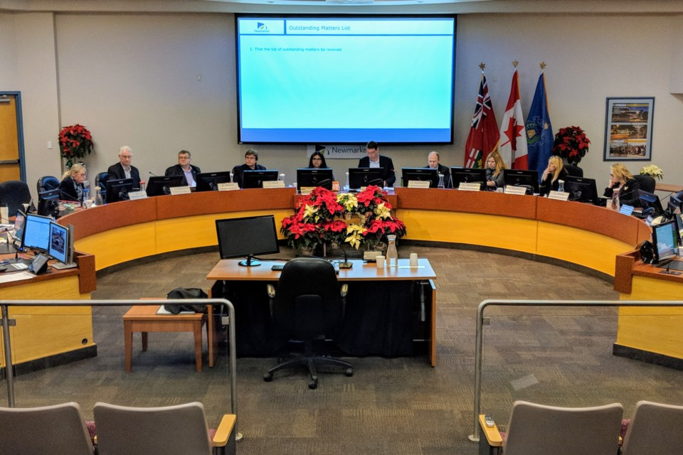 20181211 newmarket council 2018 to 2022 KC