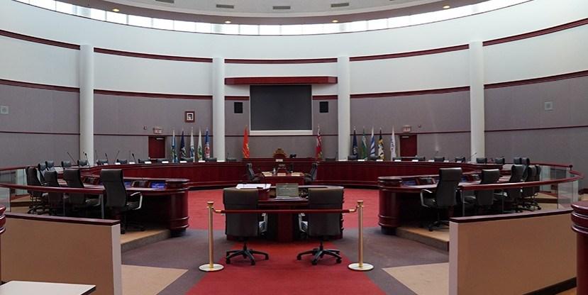 York Region Council Chambers - Edited