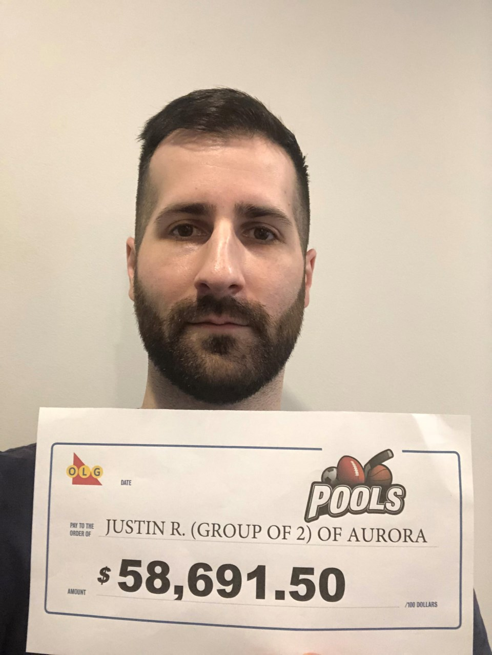 Pools_List 1349 Card 30_$58,691.50_Justin Rosa (Group of 2) of Aurora