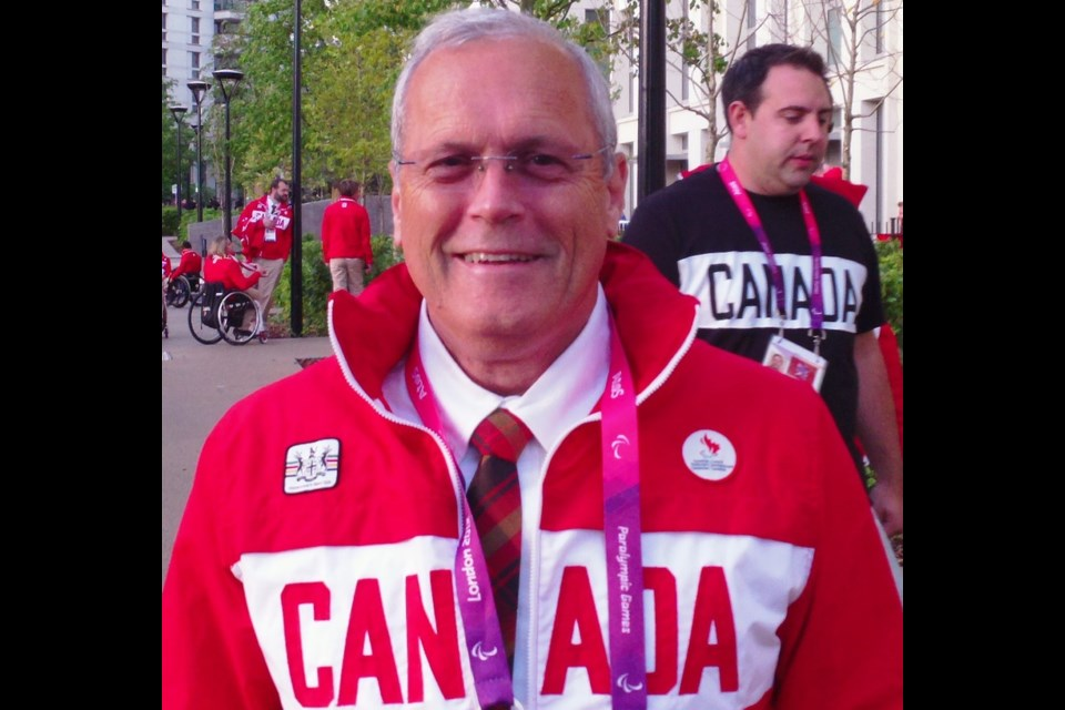 Newmarket resident Reg Chappell has been inducted into multiple sports halls of fame and received the Ontario Coach of the Year (2012) award and Diamond Jubilee Medal. Supplied photo
