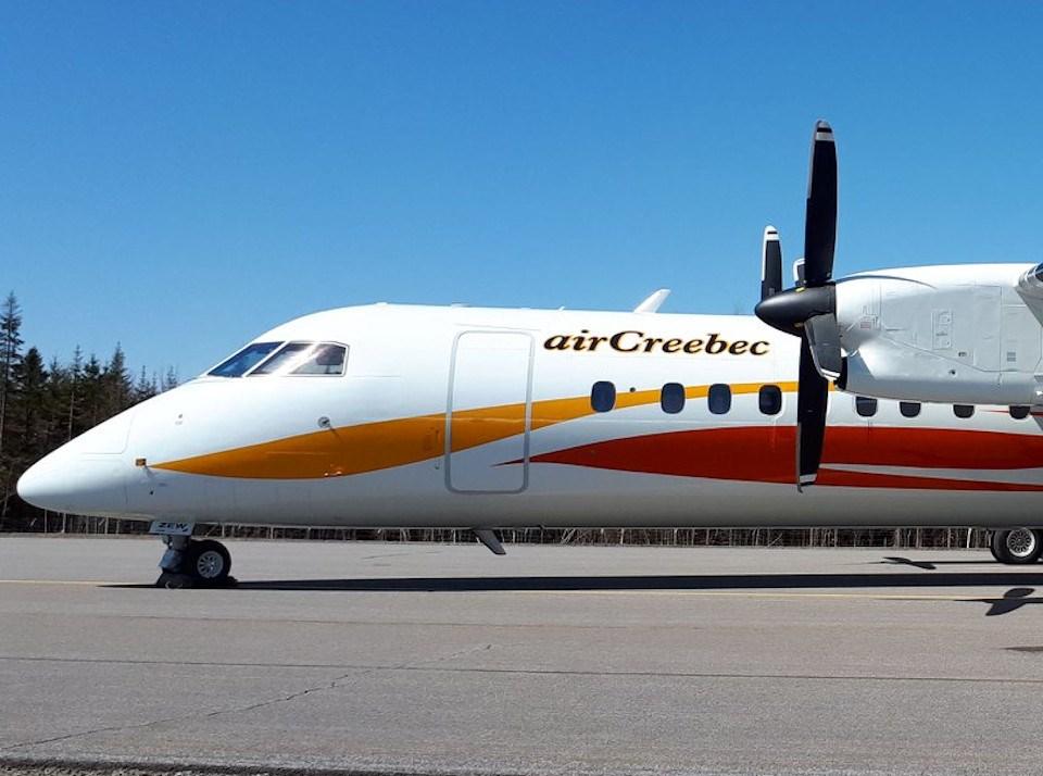 Air Creebec plane