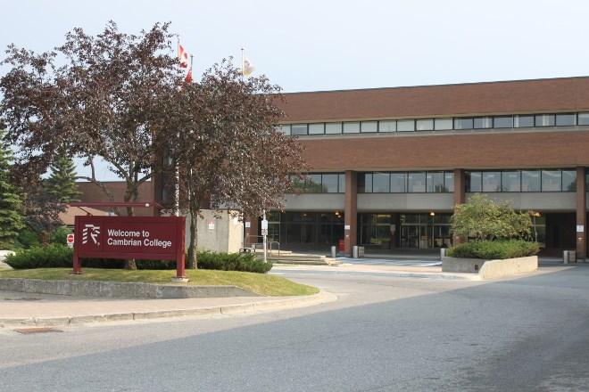 Cambrian College entrance