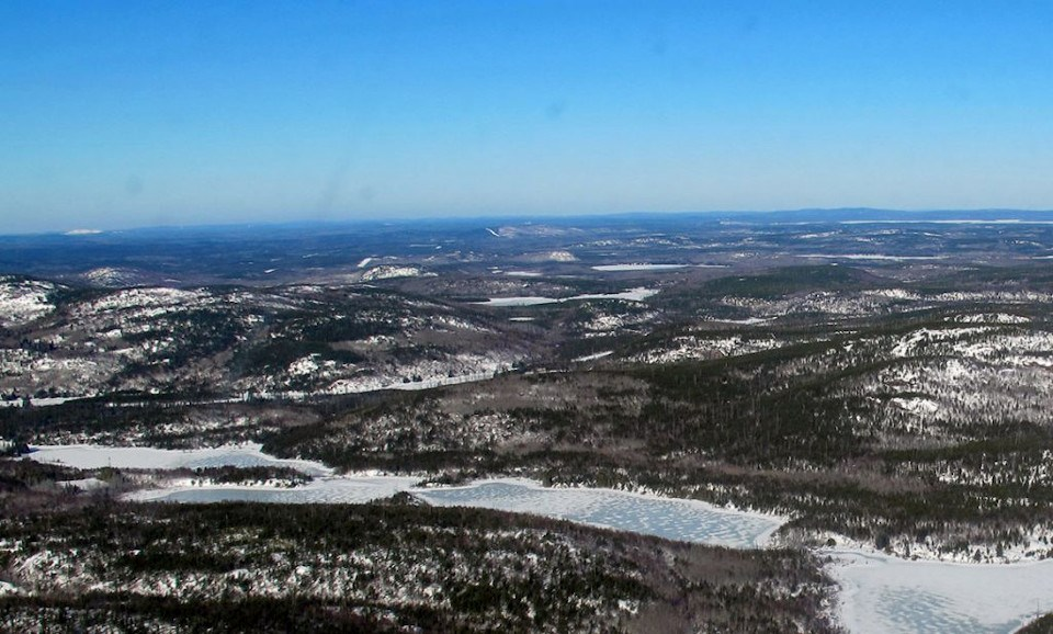 Canadian Orebodies aerial